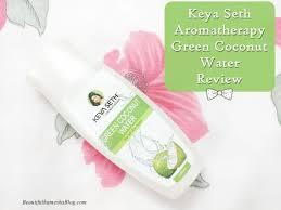 keya seth aromatherapy green coconut