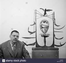 Sculptor David Smith Stock Photo - Alamy