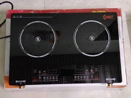 Bếp hồng ngoại đôi Comet CM5578,Lò vi sóng inverter Panasonic NN-ST557 -  TP.Hồ Chí Minh - Five.vn