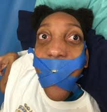 Teacher allegedly taped special needs student's mouth shut, took pictures |  whas11.com