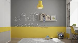 Kids Bedroom Decor Ideas Time To Go Yellow Kids Bedroom Ideas