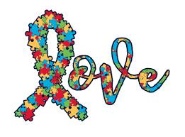 Love Autism Awareness Decal