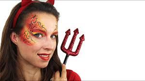 face makeup for devil saubhaya makeup