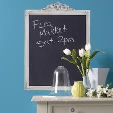 Wallies Framed Chalkboard Wall Decal Reviews Wayfair