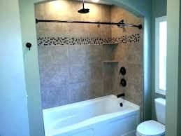 tub shower combo bathroom bathtub
