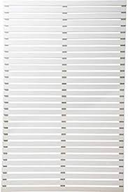 Screen With Envy Maintenance Free Composite Slatted Screen 180cm X 120cm Cream Panel 45mm Slat Thickness Made From Composite Absolutely No Need To Paint Or Treat Amazon Co Uk Garden Outdoors