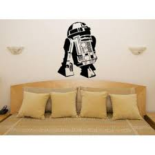 Juststickit R2d2 Star Wars Robot Droid Wall Art Decal Sticker Picture Poster Decorate