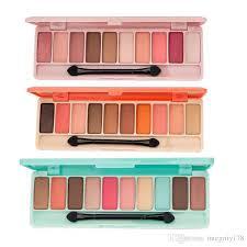 lameila warm makeup eyeshadow palette