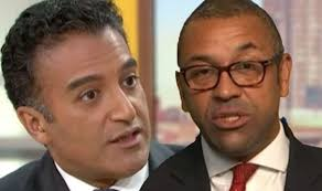 ITV GMB: 'Why not call an election? Adil Ray snaps at James ...