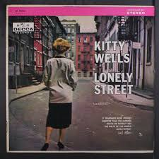 lonely street lp es drill hole