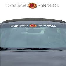 Shop Iowa State Cyclones Decal 35x4 Windshield Overstock 22090809