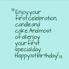 st birthday wishes quotes quotesgram