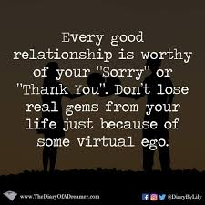 lily grover a daily quotes ego breaking relationships
