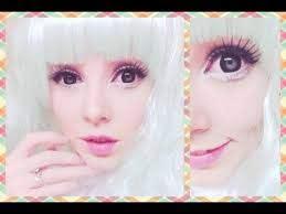 look like a living doll makeup tutorial