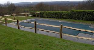 Agricultural Fencing Post And Rail Kent