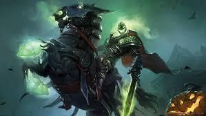monster magic headless horseman hallows