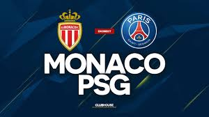 ? MONACO - PSG // ClubHouse ( asm vs paris ) - YouTube