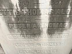 Adeline Thomas Giveans (1889-1960) - Find A Grave Memorial