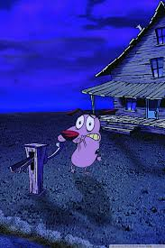 courage the cowardly dog ultra hd