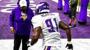 """I'm Excited To Be Back""""   Shamar Stephen Returns To The Vikings"""