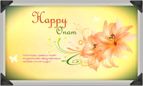 happy onam wishes greeting card ecard image picture in malayalam