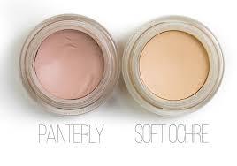mac painterly paint pot vs soft ochre