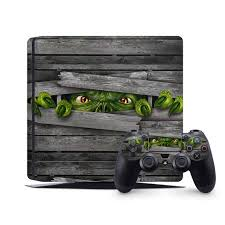 Ps4 Skin Decal For Playstation 4 Console And Controller Green Etsy