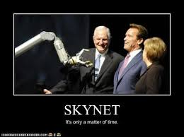 skynet becomes aware launches nuclear attack on humanity