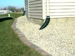 gutter drain pipe earthian info