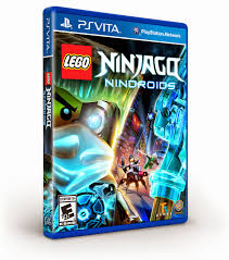 day to day MOMents: A New Video Game for the LEGO Fan - LEGO NINJAGO  NINDROIDS Available July 29, 2014! -Plus Enter to Win a Copy! #Giveaway