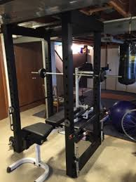 power rack and bench hollywood thing