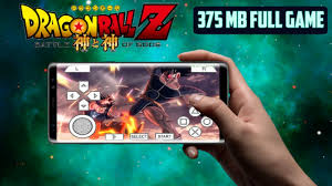 dragon ball z battle of z for