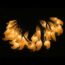 outdoor string lights 6m 30leds ghost
