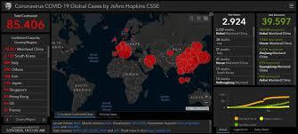 La diffusione del Coronavirus in tempo reale nel mondo e in Italia ...