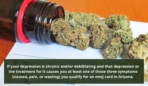 cal card for depression in arizona