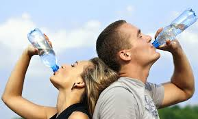 drink 200 ounces of water every day