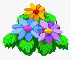 Flowers Clipart Fence Hd Png Download Transparent Png Image Pngitem