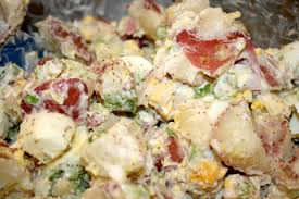 Five-Ingredient Potato Salad