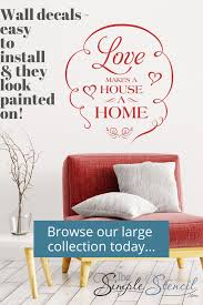 Beautifully Crafted Vinyl Wall Decal Designs For Every Room Of Your Home Easy To Install In 2020 Wall Quotes Wall Decor Quotes Custom Wall Quotes