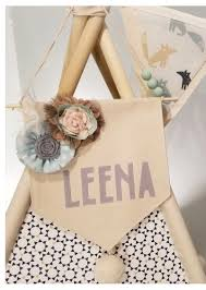 Personalized Name Banner Hanging Wall Banner Decorative Canvas Banner Kids Room Decor Nursery Decor