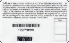 gift card thumbs up nebraska