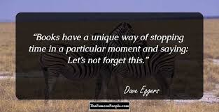 thought provoking dave eggers quotes
