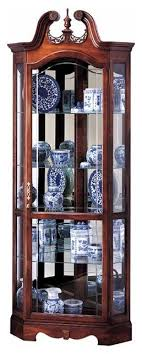 howard miller berkshire corner curio
