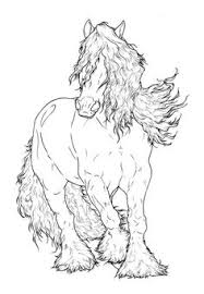 123 Best Horse Coloring Pages Images Horse Coloring Pages