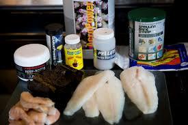 adventures in homemade reef food