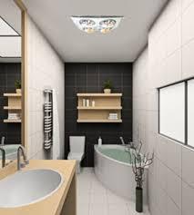 install a bathroom vent through a wall