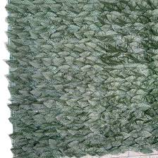 China Greenery Artificial Leaf Privacy Roll Fence Screen For Wall Covering Decoration China Garden Leaf Fence And Artificial Ivy Fence Price