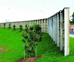 Gates Fences Automation Access Gate Acoustic Barrier Sliding Gate