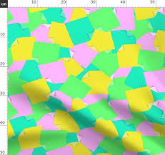sticky notes spoonflower