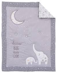 dream big little elephant 3 piece mini